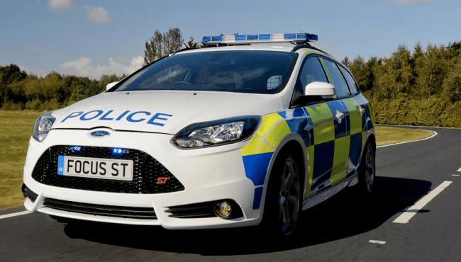 En Reino Unido combatirán el crimen con el nuevo Focus ST