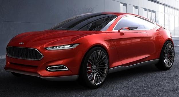 El nuevo Ford Mustang será más pequeño, más esbelto y más ligero