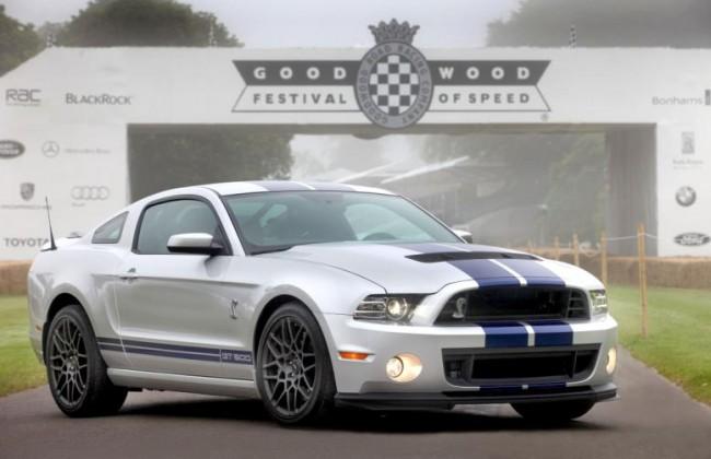 El Mustang más rápido en el Festival de Goodwood