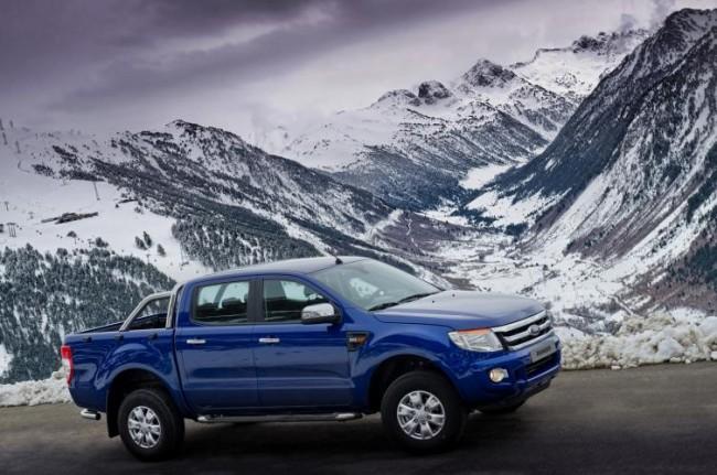 El Nuevo Ford Ranger: un Pickup robusto y con Estilo
