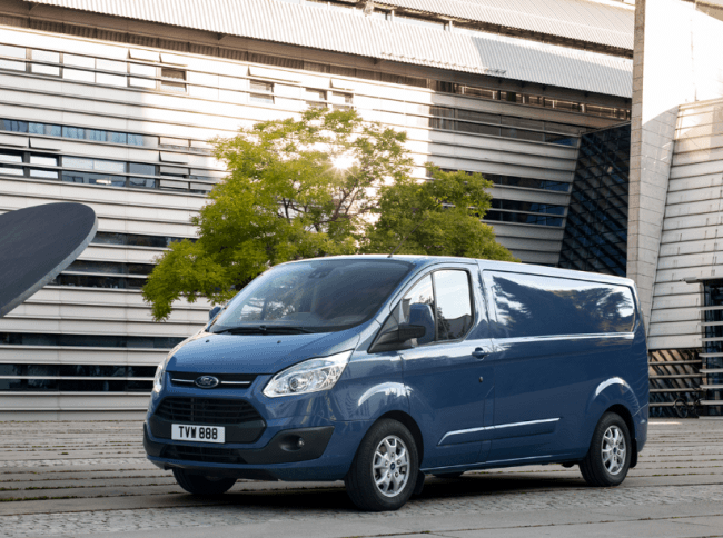 Nuevo Ford Transit Custom: 'International Van of the Year' 2013