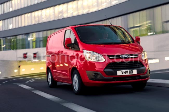 Ford Transit Custom: Un transporte con 5 estrellas de seguridad