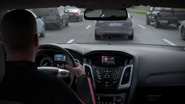 Ford crea el 'Traffic Jam Assist' y una nueva tecnología de estacionamiento