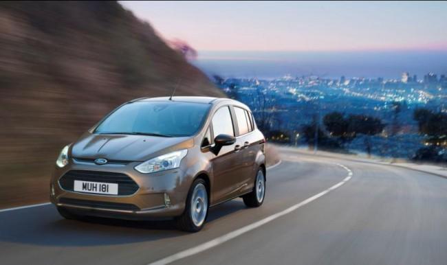 El precio justo para el nuevo Ford B-MAX