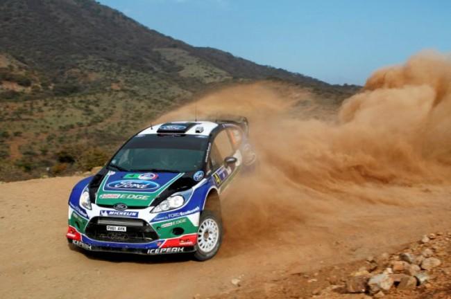 Máxima Seguridad para los Ford de Rallyes