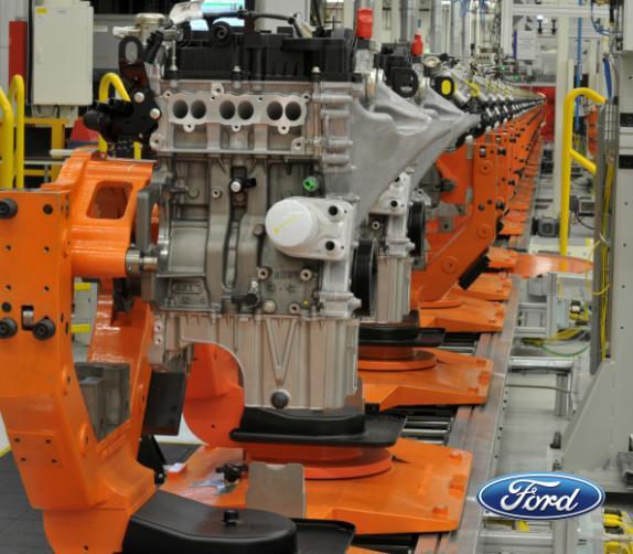 Ford Triplicará la Producción de motores EcoBoost