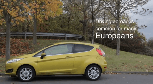 Nuevo Ford Fiesta, con Emergency Assistance de Ford, al rescate