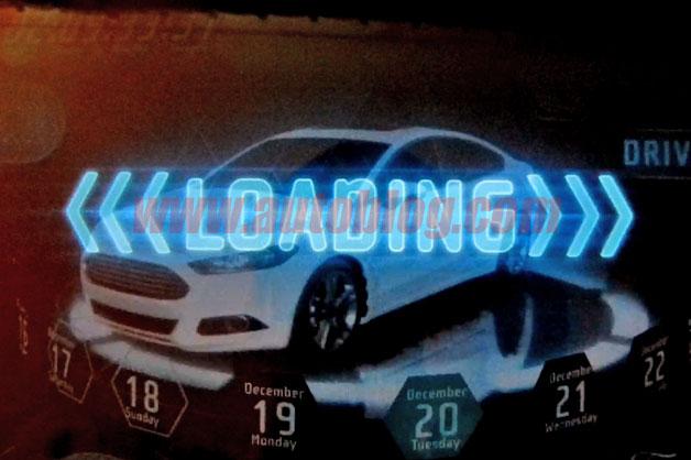 Se descubre el aspecto del nuevo Ford Mondeo