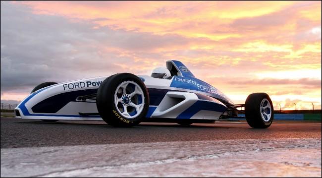 Fórmula Ford 2012