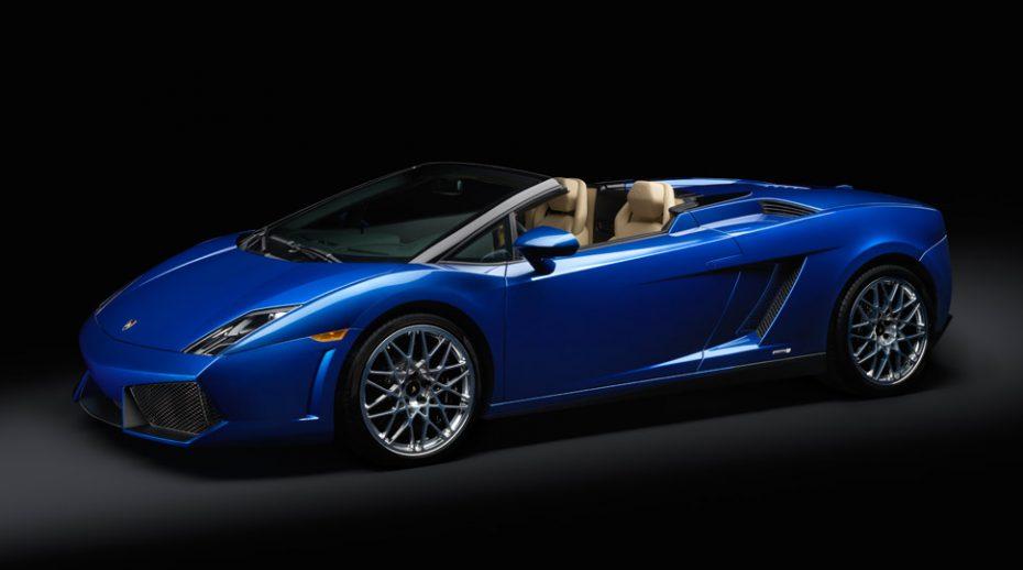 Llega una nueva edición de Lamborghini, el Gallardo LP550-2 Spyder