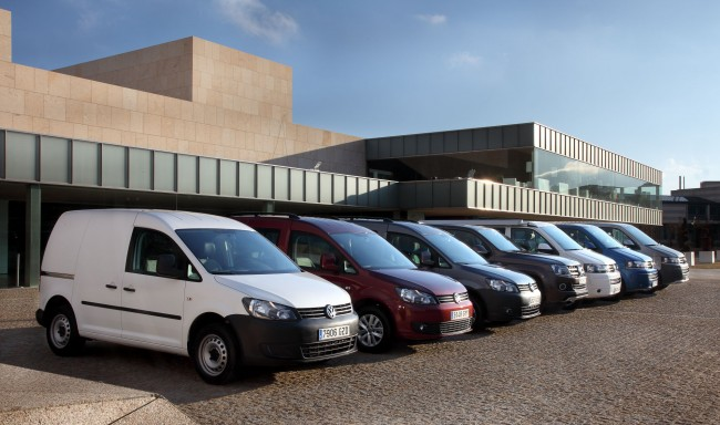 Volkswagen vehículos comerciales mejora cuota de mercado en 2011
