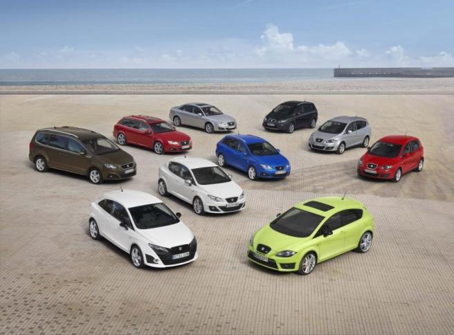 La nueva gama Seat 2011 presenta nuevos precios y equipamientos