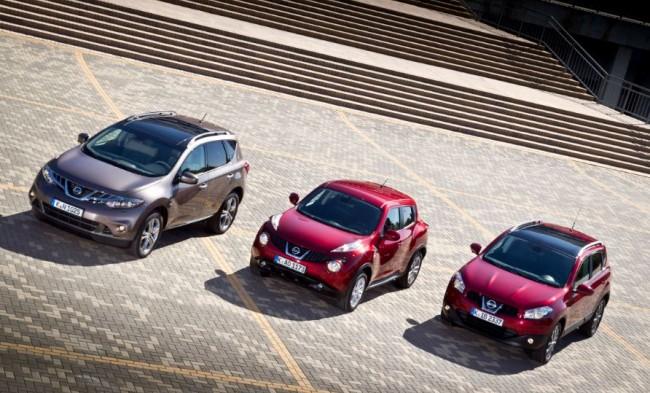 Nissan cierra el 2012 como marca asiática líder