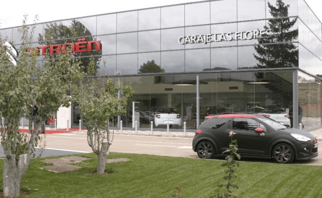 Garaje Las Flores, el nuevo espacio de Citroën en Cuenca