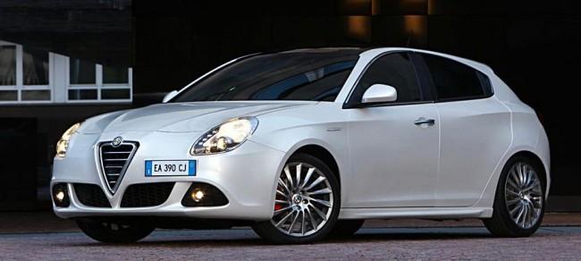 Llega a España el Alfa Romeo Giulietta GLP Turbo