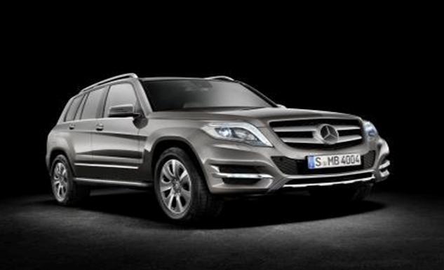 El nuevo Mercedes-Benz GLK 2012