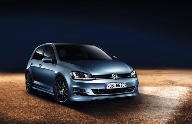 Volkswagen presenta el nuevo Golf Bluemotion en París