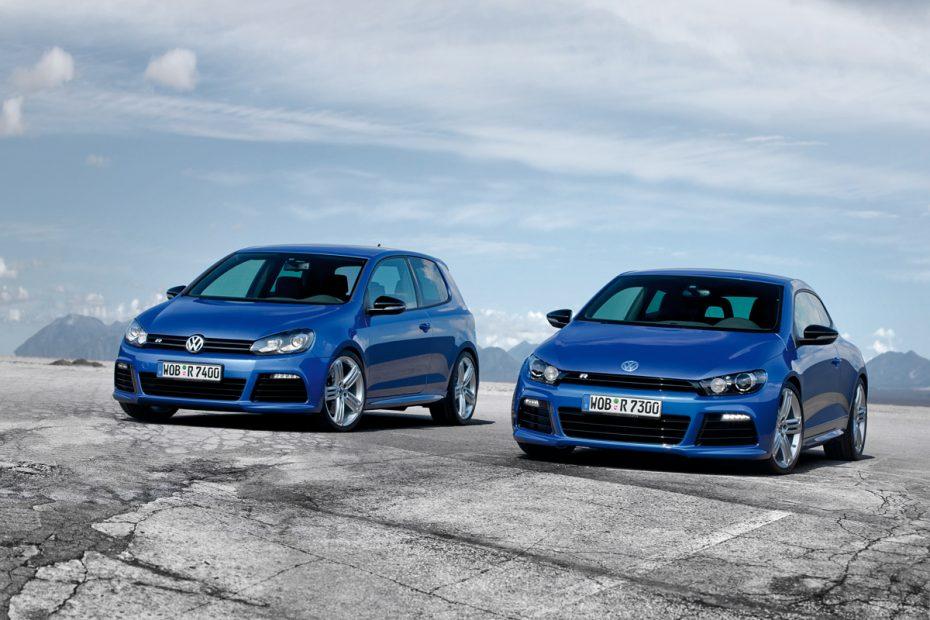 Los Volkswagen R utilizarán motores diésel y tracción total