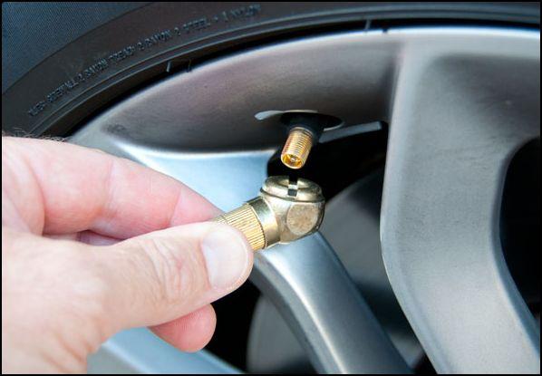 Los neumáticos regularán automáticamente su presión gracias a Goodyear
