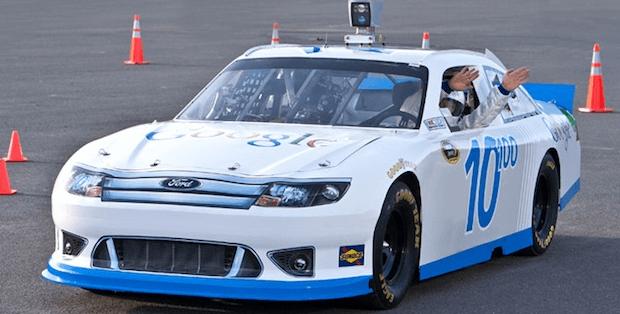 Y ahora Google nos sorprende con Google Racing: un equipo más en la NASCAR