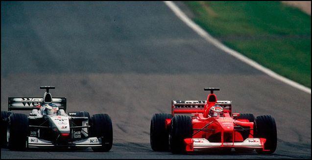 Previa Gran Premio de Bélgica