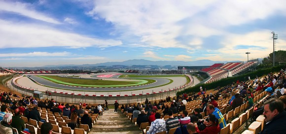 Próxima parada: Gran Premio de España