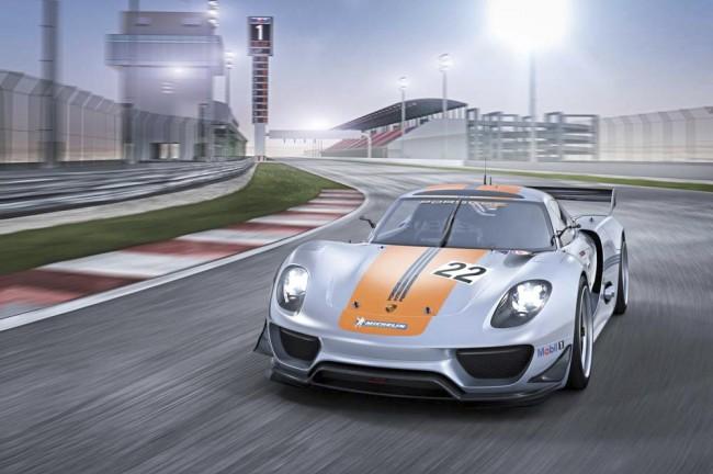Porsche se niega a dejar espacios vacíos