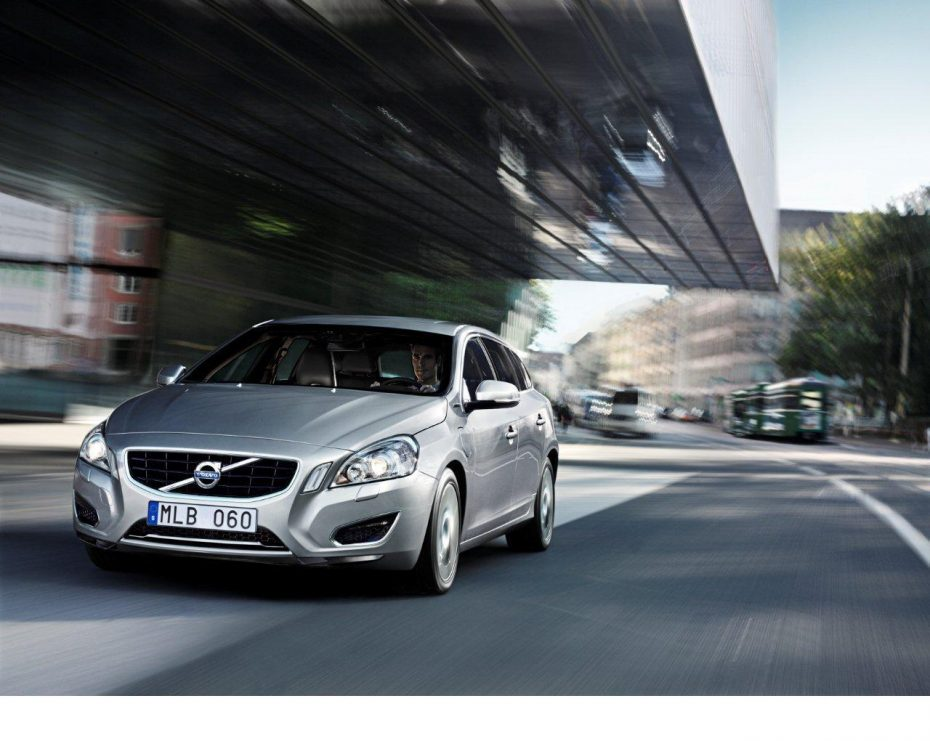 Llega el Volvo V60 Plug-in Hybrid