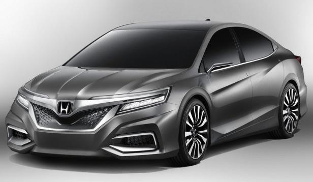 Honda Concept C: La nueva Berlina de tamaño medio