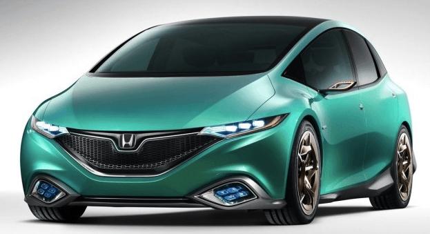 Honda Concept S hace su debút en China