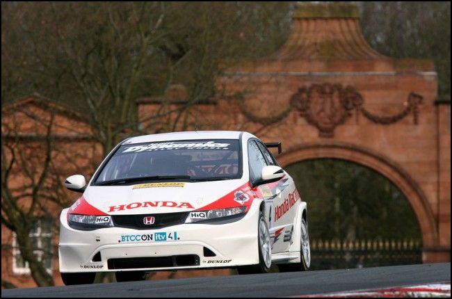 Honda podría volver al Mundial de Turismos 2013