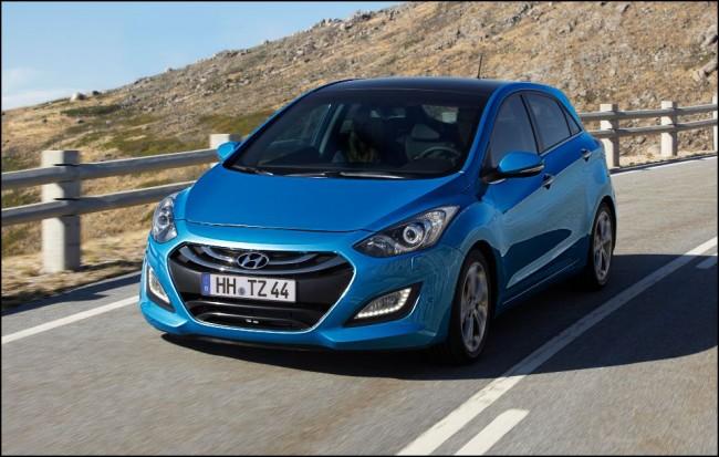 Hyundai i30: Últimas imágenes y ficha técnica