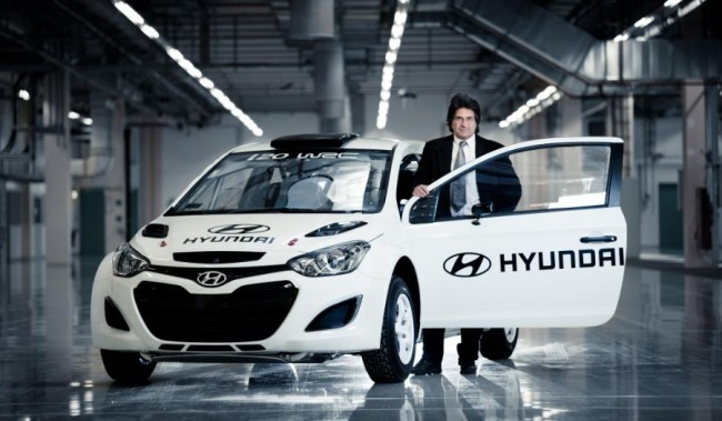 Hyundai nombra nuevo director de equipo para el WRC