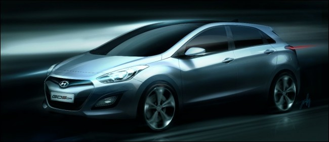 Hyundai revela el renovado i30