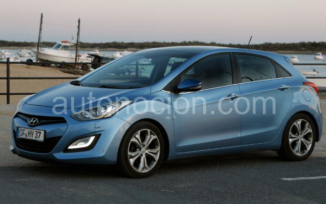 Medio millón de Hyundai i30 ruedan por Europa