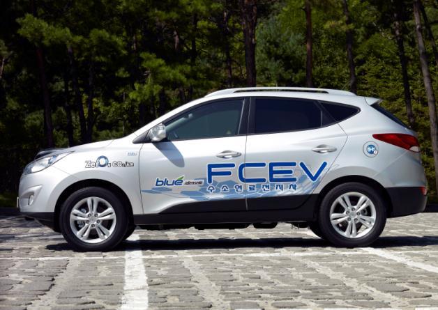 El electrificante Hyundai ix35 FCEV
