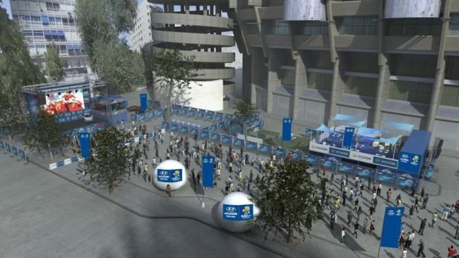 Vuelve el Hyundai Fan Park para animar a la selección