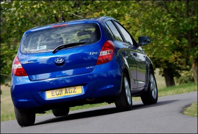 Nuevo Hyundai i20 Blue