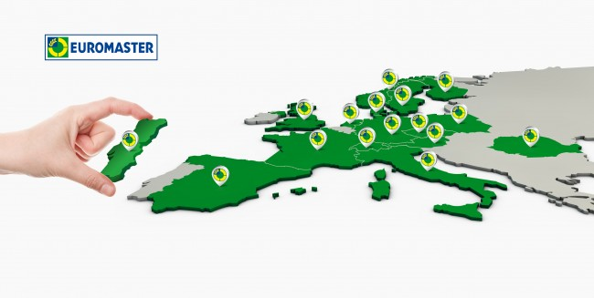 Euromaster completa su presencia en la Península Ibérica