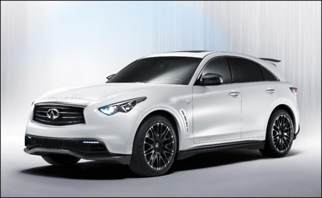 El concept car de Infiniti