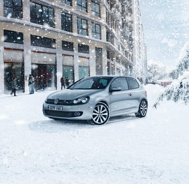 Nueva campaña de invierno de Volkswagen
