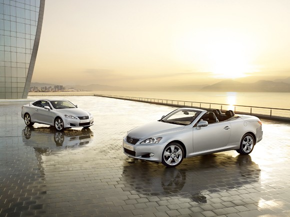 Lexus actualiza los precios en su gama de modelos