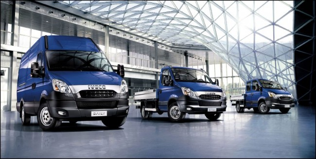 Nueva Iveco Daily: Potencia, eficiencia y seguridad en el trabajo