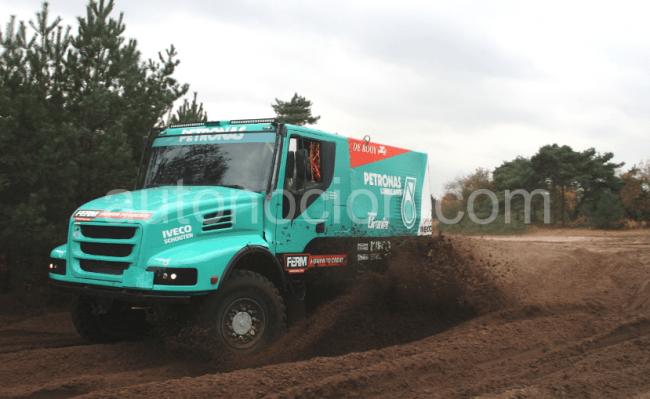 Iveco en el 34º Dakar: Ganar no es suficiente