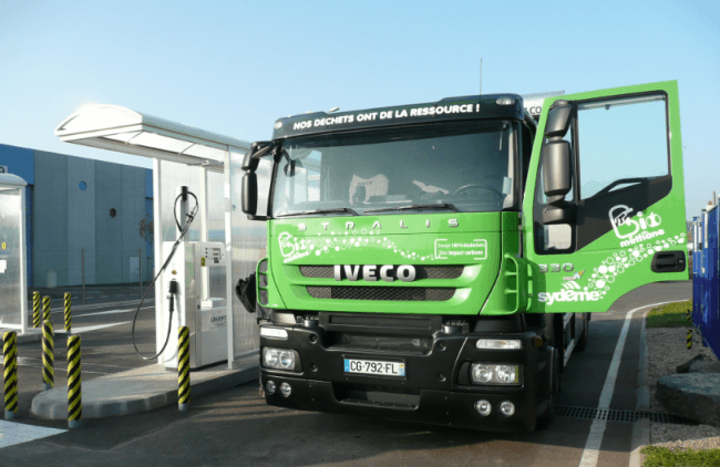 Iveco refuerza su apuesta por el Gas Natural
