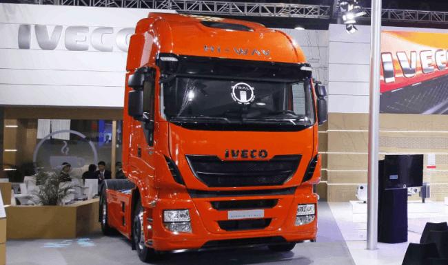 Iveco presenta sus nuevos modelos en el Motor Show de Guangzhou
