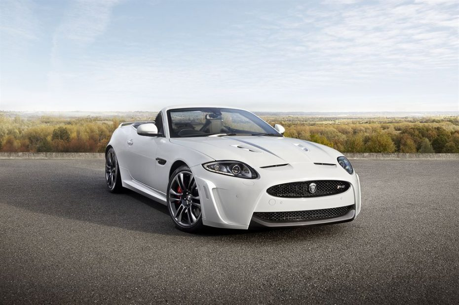 Nuevo Jaguar XKR-S Convertible