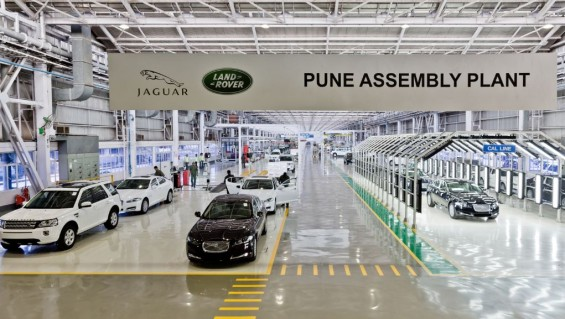 jaguar india pune