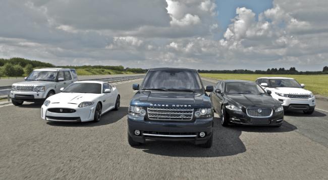 Las ventas de Jaguar Land Rover crecen en Octubre