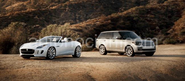 Nuevo récord de ventas para Jaguar Land Rover en noviembre